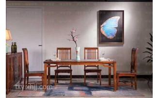 天津檀香缘红木家具精雕细琢