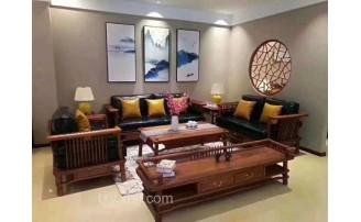 天津檀香缘红木家具传统榫卯结构工艺