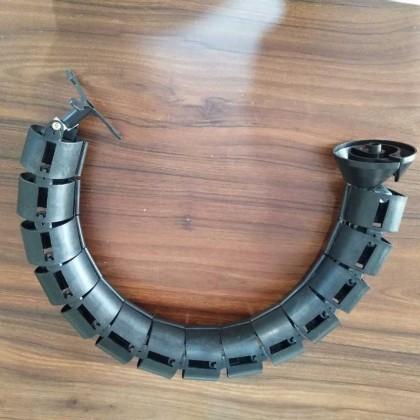 蛇形管一黑