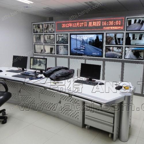加厚拼装监控电视墙AT-DSQ-09