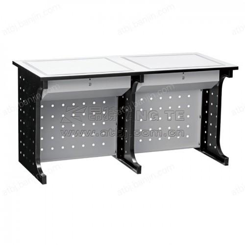 双人翻转器电脑桌   4
