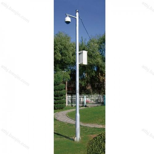 不锈钢公园监控杆 AT-JKG-02