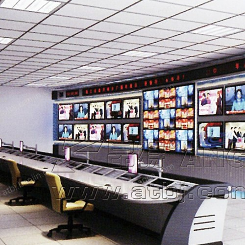 指挥中心屏幕电视墙AT