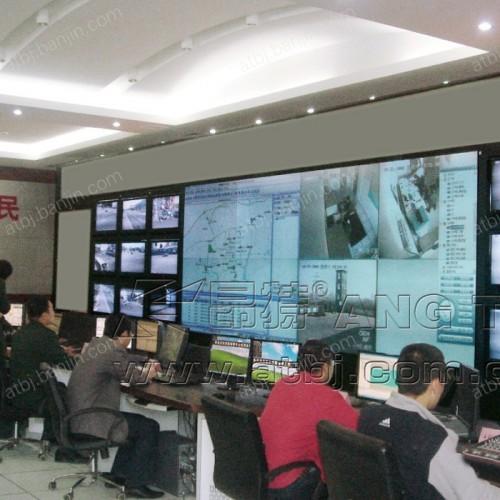 公安局指挥中心监控电视墙AT-DSQ-02