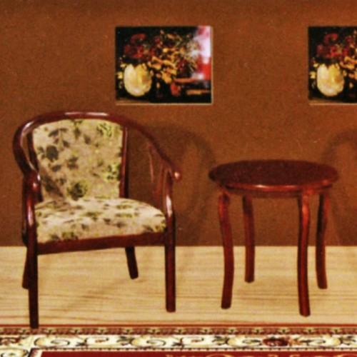 酒店宾馆围椅三件套 B