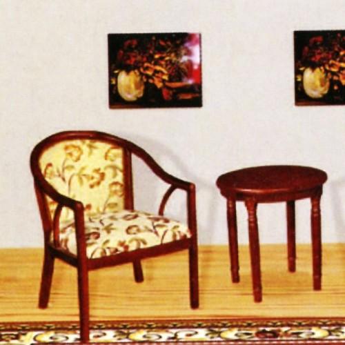 酒店阳台休闲桌椅三件