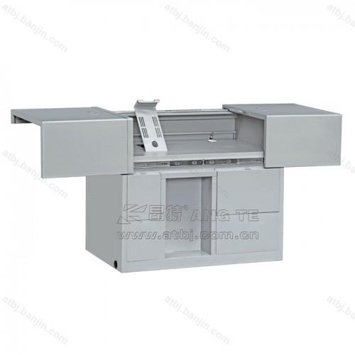 钢制加厚多媒体讲台AT-PT02