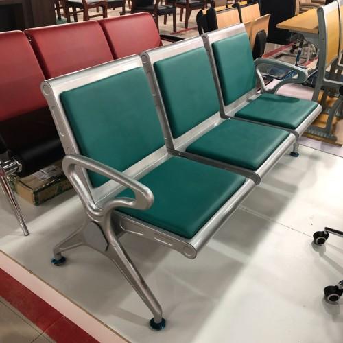 排椅三人位不锈钢公共
