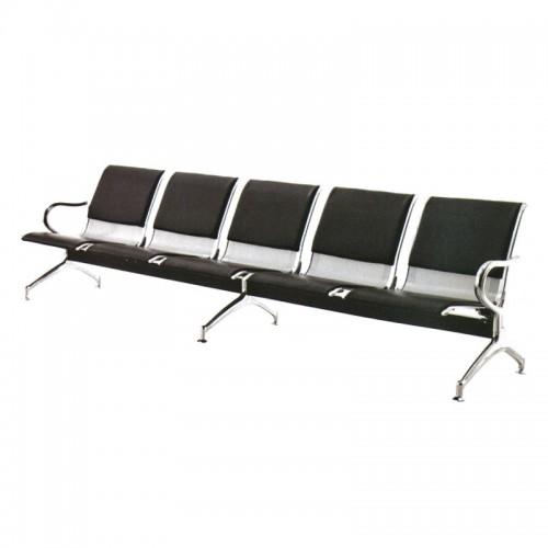 钢制三人位排椅机场椅