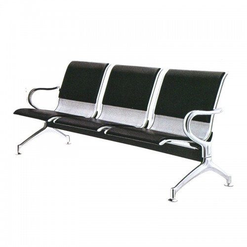 机场车站银行等候椅11