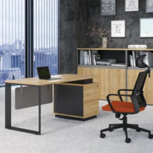 板式简约电脑桌办公家
