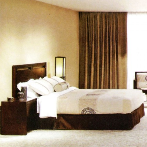 连锁宾馆标准间套房家