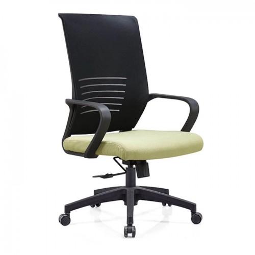 升降转椅人体工学网布
