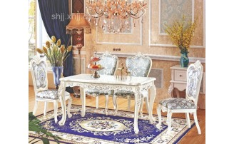 香河尚宏法式餐桌椅家具品牌文化