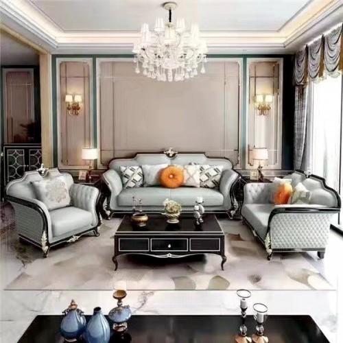轻奢新古典沙发木线03