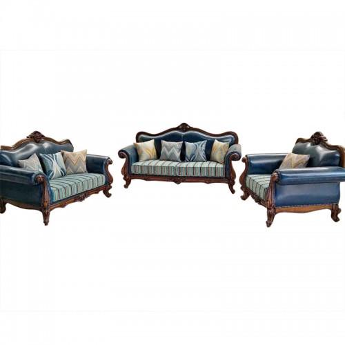 简约时尚美式沙发木线