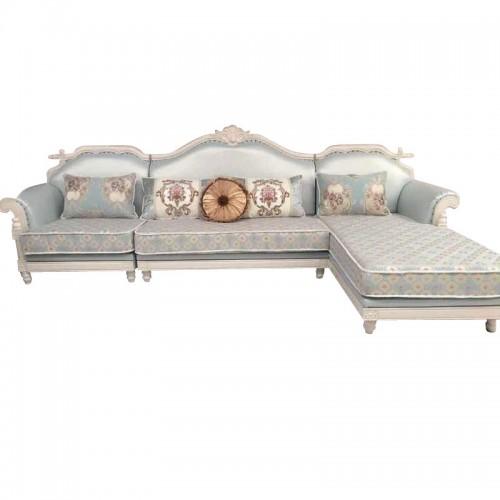 时尚简约美式实木沙发