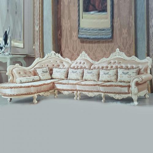 欧式轻奢沙发木线35