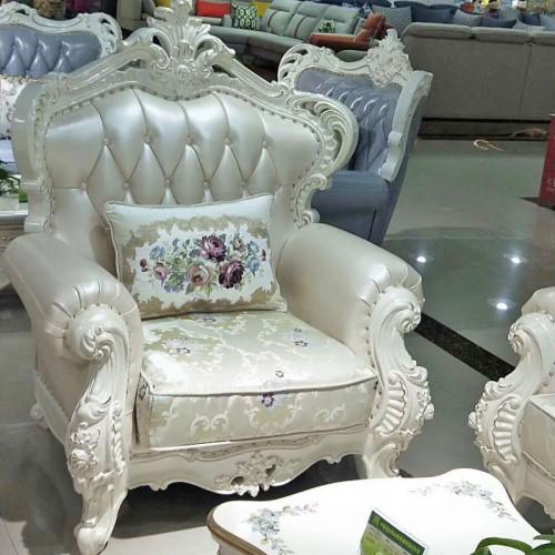 高?#24403;?#22661;实木欧式沙发