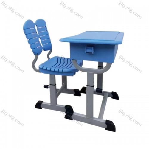 学校单人课桌椅KZY-07