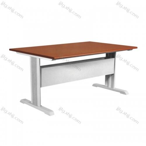 塑钢脚阅览桌学校用桌YLZ-05