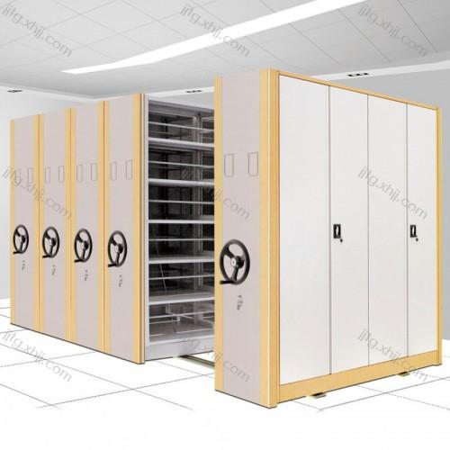 三立柱密集柜MJG-10