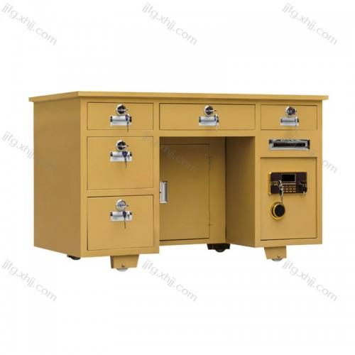 办公财务桌加锁保险桌BXZ-06