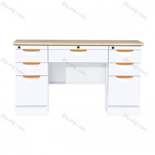 钢制办公桌铁皮电脑桌GZBGZ-11