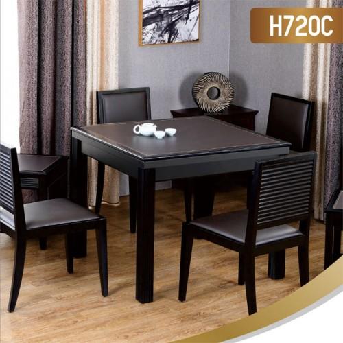 棋牌室麻将桌椅H720C