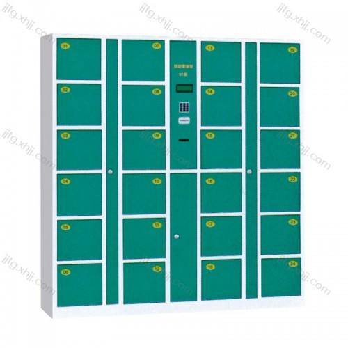 电子存包柜条码扫描储物柜CBG-09