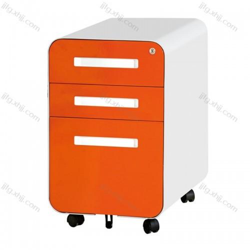 活动柜钢制办公三抽移动柜 HDG-15