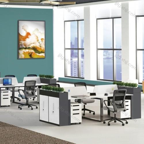 系统办公屏风办公区XTBG-07