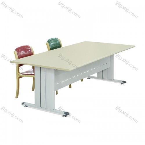 图书馆六人阅览桌YLZ-02