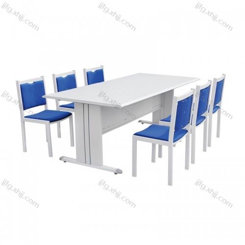 防火面板阅览桌YLZ-01