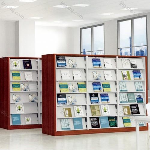 图书馆书架期刊架QKJ-13