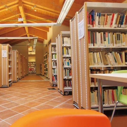 学校图书馆书架SJ-12