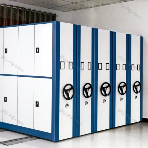 档案密集柜移动密集架MJG-07