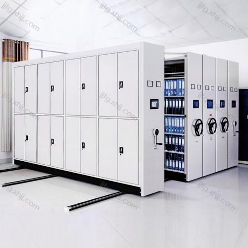 移动密集架档案密集柜文件柜MJG-06