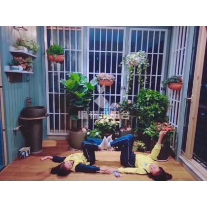 廊坊室内环保木阳台定