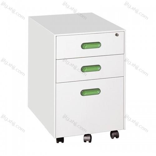 活动矮柜三抽挂快捞文件柜HDG-12