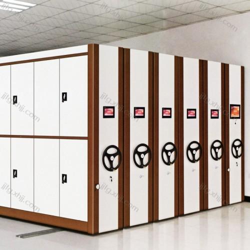 移动智能文件柜密集柜MJG-02
