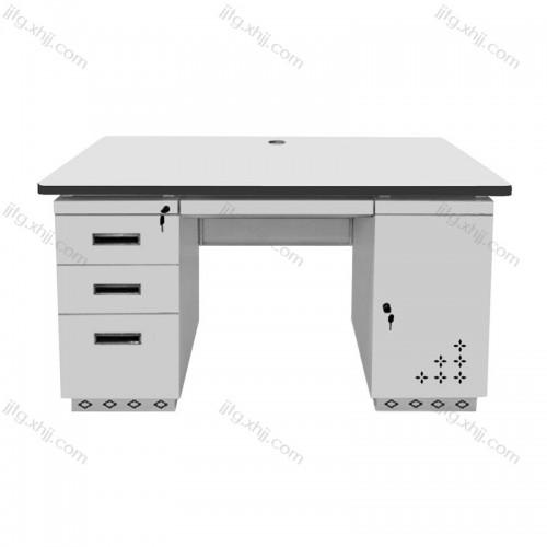 钢制办公桌员工桌写字台GZBGZ-01