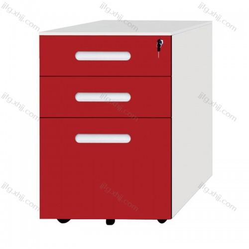 钢制活动柜矮柜办公文件柜HDG-04