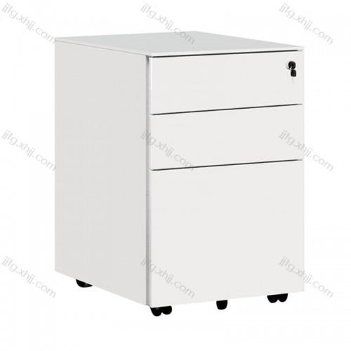 平面三抽文件柜移动办公文件柜 HDG-03