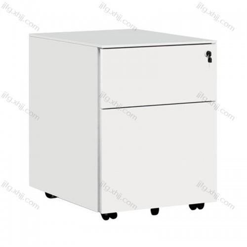 办公室小矮柜二抽屉活动柜文件柜 HDG-01