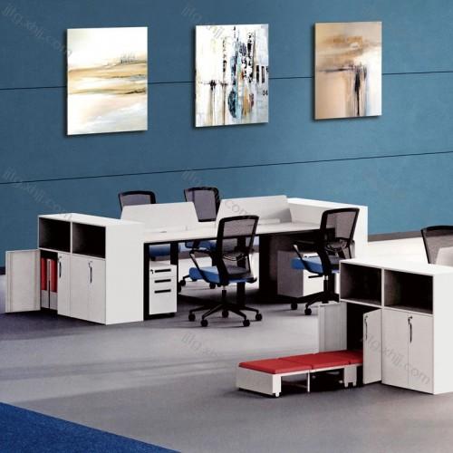 公司办公区屏风办公桌XTBG-03