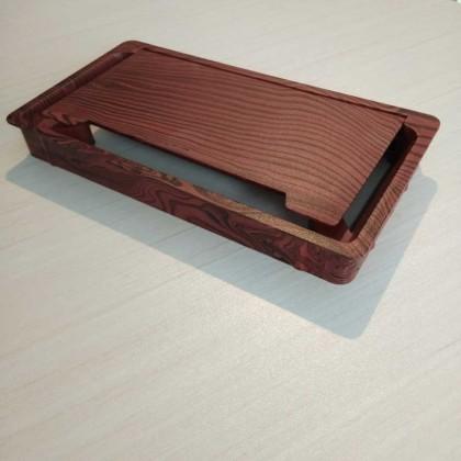 深木纹塑料线盒