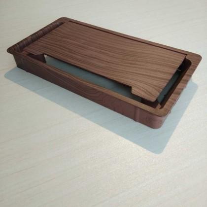 浅木纹塑料线盒
