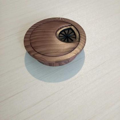 60木纹塑料线盒