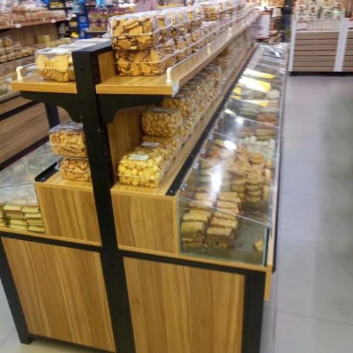 天津蛋糕店展示柜面包柜价格08